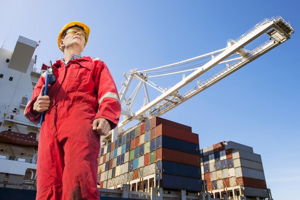 freight ship engineer