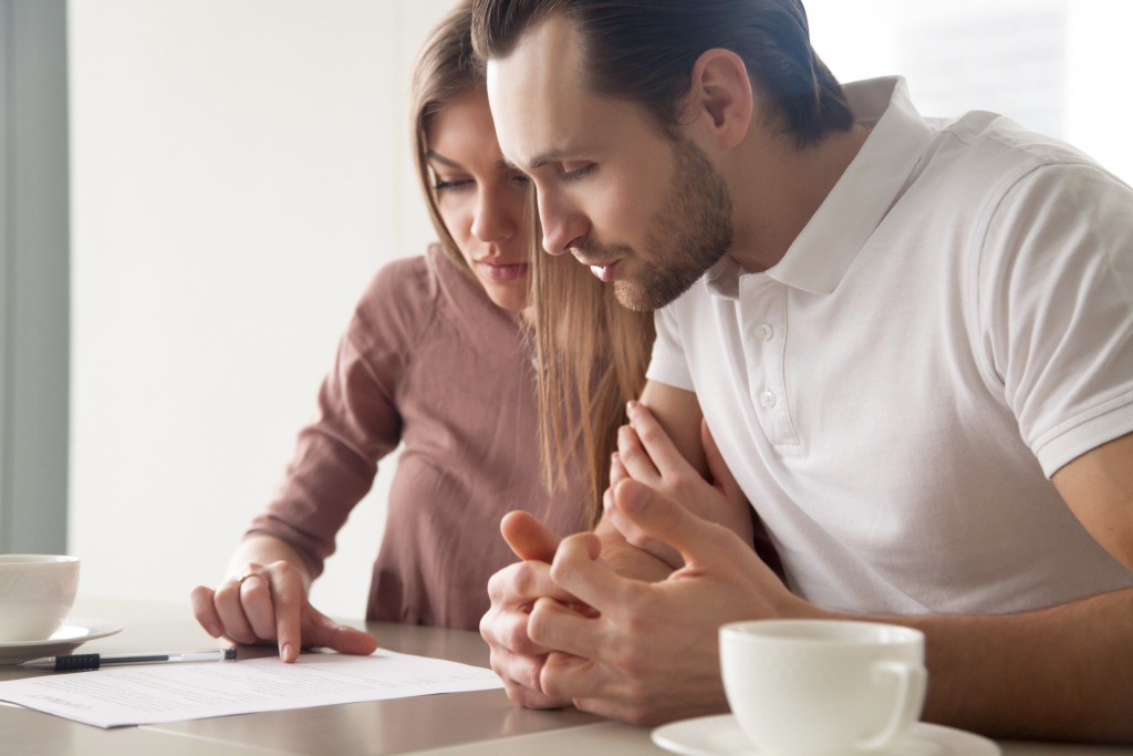 marriage and mortgage