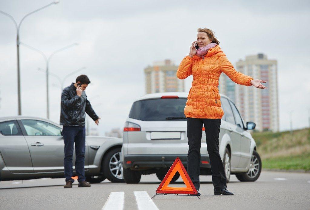 drivers making calls